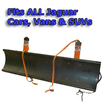 Auto Straight Snow Plow- Fits All Jaguar Cars, Vans & SUVs