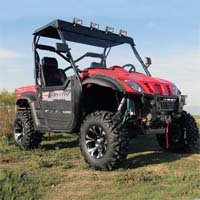 ODES 2013 800cc Dominator Utility Vehicle UTV