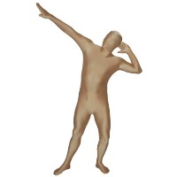Brand New Gold RootSuit - Official Spandex Suit