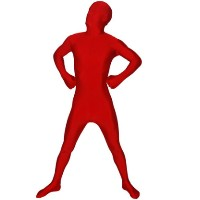 Brand New Red RootSuit - Official Spandex Suit