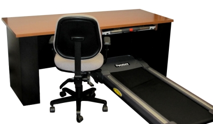 High Quality Signature Sit2stand Treadmill Desk