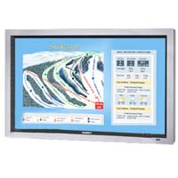 "47"" SunBriteTV Marquee Series Landscape True Outdoor All-Weather Digital Signage Display LCD Television - Model 4707ESTL"