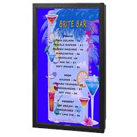 """55"""" SunBriteTV Marquee Series Portrait Touch Screen True Outdoor All-Weather Digital Signage Display LCD Television - Model 5507TSP"""