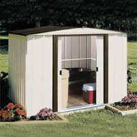 Newburgh 8'x6' Arrow Backyard Storage Shed