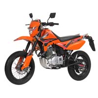 250cc Enduro Street Legal 4 Stroke Dirt Bike