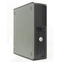 Refurbished Dell Dual Core 2 Duo 3.0GHZ Desktop PC, 4GB, 250GB, WIN 7 Pro