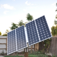 Brand New Solar Tracker Kit with Frame