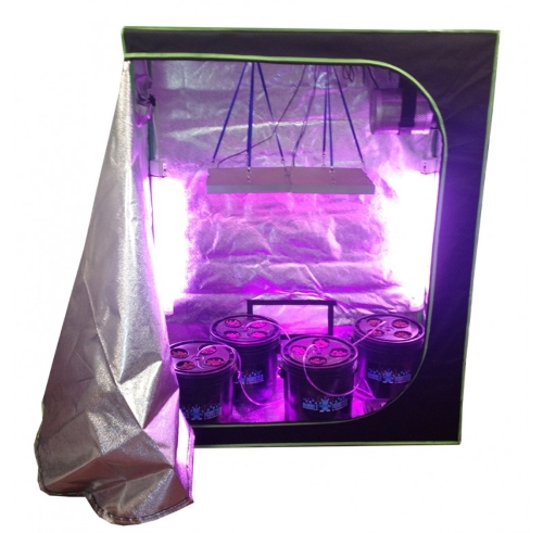 16 Site Hydroponic System Grow Room - Complete Grow Tent Kit - LED Grow Lights  sc 1 st  SaferWholesale & Site Hydroponic System Grow Room - Complete Grow Tent Kit - LED ...