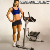 Ab Coaster PS500 Ab Fitness Machine