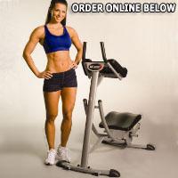 Ab Coaster PS500 Ab Fitness Machine