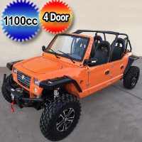 1100cc Utility Vehicle - 4x4 EFI - Compare To Oreion Reeper OR Duruxx Four Stroke Off-Road and Street Legal UTV