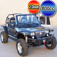 800cc Utility Vehicle - 4x4 EFI - Compare To Oreion Reeper OR Duruxx 4 Stroke Off-Road & Street Legal UTV