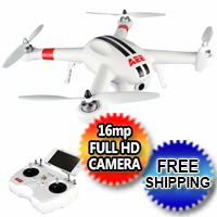 AEE Toruk AP10 Pro Drone Quadcopter UAV with 16MP Full HD Camera - Auto Return & Live View - Free Shipping