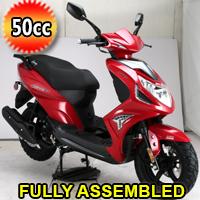Amigo 150cc 4 Stroke Gas Moped Scooter - BOXER 150cc