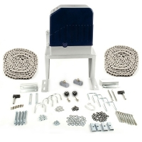 Accessories Kit Sliding Gate Opener For Sliding Gates Up to 40-Feet Long and 1400-Pounds