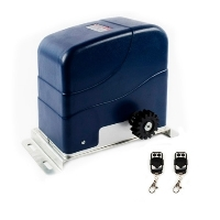 Basic Kit Sliding Gate Opener For Sliding Gates Up to 60-Feet Long and 2200-Pounds