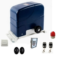 Accessories Kit Sliding Gate Opener For Sliding Gates Up to 60-Feet Long and 2200-Pounds
