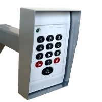 Brand New 315Mhz Wireless Keypad in Metal Box for Gate Openers