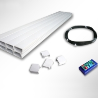Gate Vehicle Opening Sensor Board with PVC for Swing Gate Openers