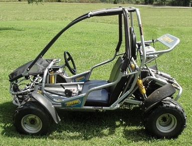 Brand New 150cc Zircon Go Kart w/ Reverse