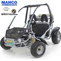 150cc Zircon Go Kart w/ Reverse!