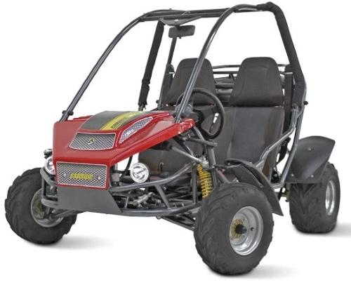 Brand New 150cc Carbide Go Kart w/ 39 MPH Max Speed