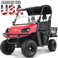 300cc American LandStar LS350DL Utility Vehicle 2WD 4 Stroke UTV