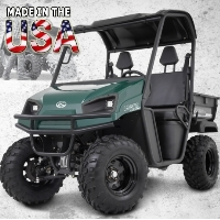 500cc American LandStar LS550 Utility Vehicle Gas Powered 4WD UTV