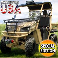 500cc American LandStar LS550EPS UNTAMED Utility Vehicle 4WD 4 Stroke UTV
