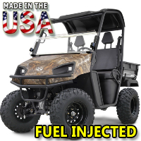 694cc American LandStar LS677EPS 4WD Utility Vehicle With Dump Bed UTV