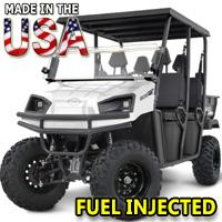 700cc American LandStar LSCREW4X Utility Vehicle 4WD 4 Stroke UTV