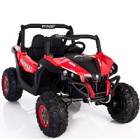 Kids Ride On Electric UTV Mini Moto 12v 4x4 Power Wheel w/Parental Remote Control