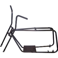Brand New Mini-Bike Frame and Fork
