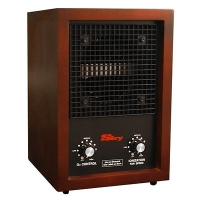 Ionic Air Purifier Ozone Ionizer Cleaner Fresh Clean Air Living Home Office
