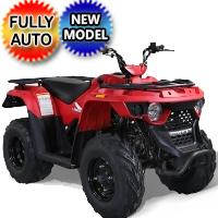 150cc Fully Automatic Four Stroke ATV - BigHorn 150