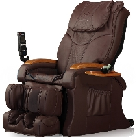 Massage Chair Shiatsu Massaging Recliner w/ mp3