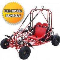 110cc Teen Go Kart