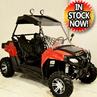150cc UTV Avenger LX 22 by BMS - Utility Vehicle side by side