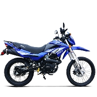BMS® Enduro 250CRP Dual Sport 5 Speed Manual Dirt Bike