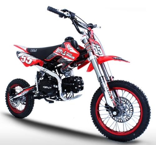X-PRO Cyclone 40cc Kids Dirt Bike Mini Pit Bike Dirt Bikes Motorcycle Gas Power Bike Off Road Black