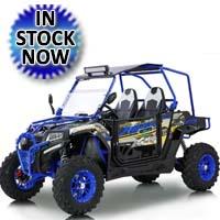 T 350 - 311cc Sport UTV Utility Vehicle Full Sized Adult Automatic w/ Reverse - SNIPER T350