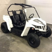 CVT Fully Automatic Utility Vehicle 4 Stroke Electric Start UTV