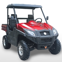Double V Cylinder Utility Vehicle 4 Stroke Electric Start UTV