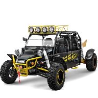 BMS V-Twin 800 Go Kart Sport Side by Side 4x4 Fully Automatic Dune Buggy - V-TWIN BUGGY 800 PLATINUM 4S