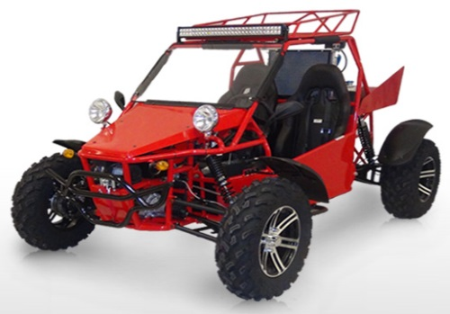 Brand New BMS V-Twin 800 L4 2 Person Dune Buggy Go Kart