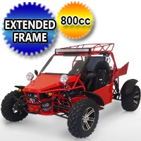 BMS V-Twin 800 L4 2 Person Dune Buggy Go Kart