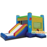 Commercial Grade 13' x 13' Inflatable Combo Bouncer Bouncy House