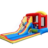 Giant Airflow Bounce House Wet and Dry Combo