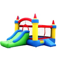 Bounce House - Mega Castle with Slide