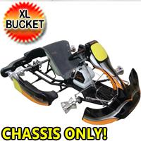 S1 Racing Go Kart Chassis